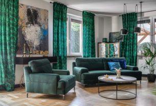 7 sposobów, by zmienić salon w luksusową oazę spokoju
